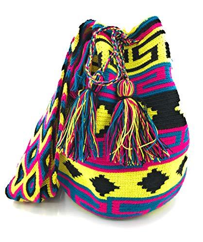 COLOMBIAN STYLE Bolsos Colombianos Artesanales de diseño