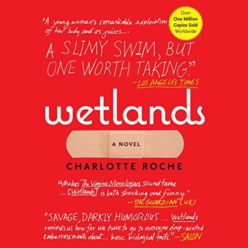 Wetlands audiobook cover art