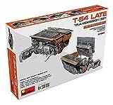 1/35 T-54 LATE TRANSMISSION SET (5/21) * - Juegos de construcción de maquetas, juguetes de construcción para niños, pintura para maquetas y accesorios