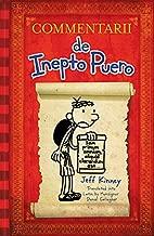 Diary من wimpy طفل اللاتيني Edition: commentarii de inepto puero