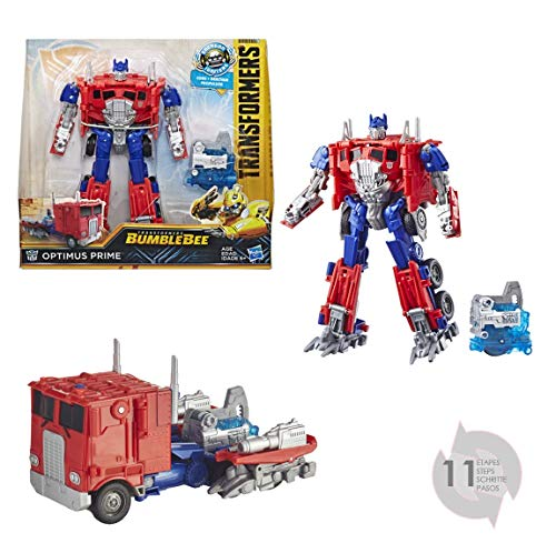 Transformers Bumblebee – Robot Propulsion Optimus Prime – Nitro Series - E0754
