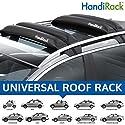 HandiRack - Aufblasbarer Universalgepäckträger (schwarz) - Dachgepäckträger - Passt für die meisten Autos