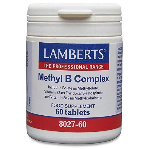 LAMBERTS - METHYL B COMPLEX 60cap L802760