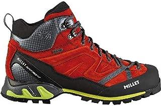 [ミレー] メンズ スーパー トライデント GTX シューズ 登山靴 トレッキングシューズ Men's Super Trident GTX Shoe Red/Rouge [並行輸入品]
