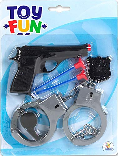 The Toy Company Troll 10082 - Set Agente di Polizia
