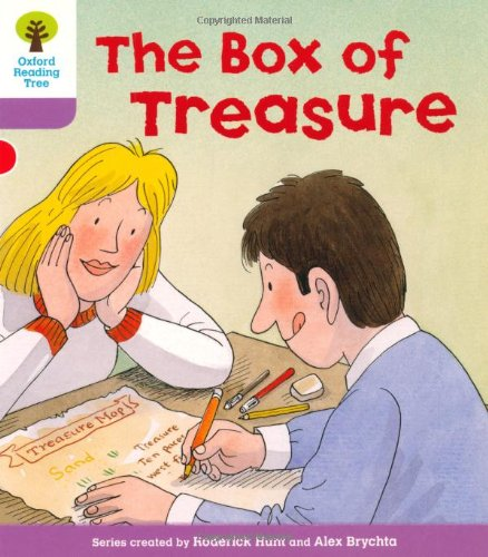 Oxford Reading Tree: Level 1+: More First Sentences B: The Box of Treasureの詳細を見る
