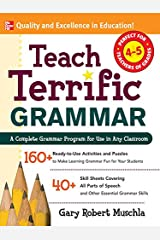 Teach Terrific Grammar, Grades 4-5 (McGraw-Hill Teacher Resources) Kindle Edition