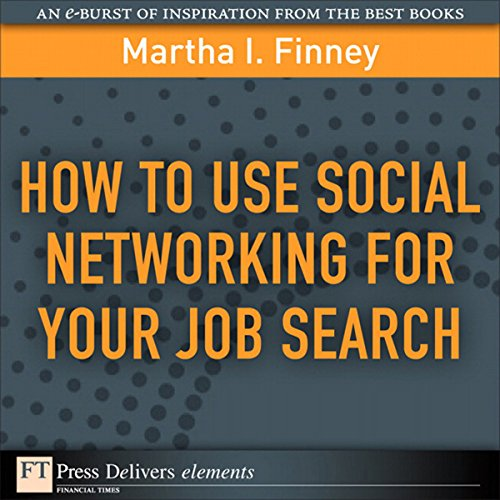 How to Use Social Networking for Your Job Search cover art