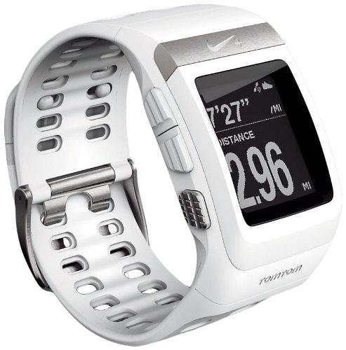 envío escaramuza volatilidad  Amazon.com: Nike+ SportWatch GPS Powered by TomTom (White): Sports &  Outdoors