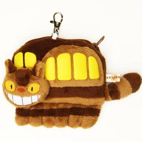 Totoro Cat Bus (Neko Bus) Commuter Pass Container (japan import)