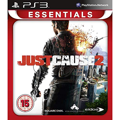 Just Cause 2: PlayStation 3 Essentials (PS3) by Square Enix