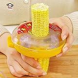 One-step Corn Kerneler, Corn Thresher, Corn Kernel Thresher, Corn Kernel Remover, Corn Kernel Cutter, Kitchen Tool, Corn Cob Peeler, Corn Stripper