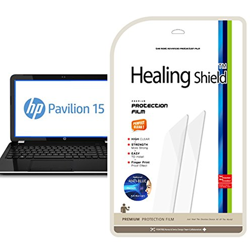 Affordable [Healingshield] HP Pavilion 15-N276TX Eye Protection Type LCD screen protector