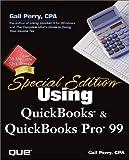 Using QuickBooks and QuickBooks Pro 99