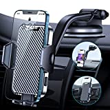 andobil Car Phone Mount [Upgraded & Heat Resistant] Dashboard Windshield Vent Universal Hand Free Phone Holder for Car Compatible with All iPhone 12 Pro Max 12 Pro 12 11 Pro 11X Samsung S21 All Cars