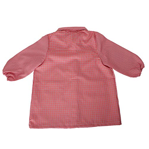 MISEMIYA - Baby 605 Bata Infantil Uniforme GUARDERIA - Rojo,