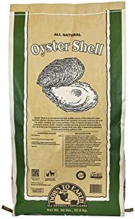 Down To Earth Oyster Shell 50 lb
