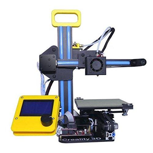 Calli Mini-creality diy 3d imprimante 1.75mm haute densité kit maison de bureau personnel