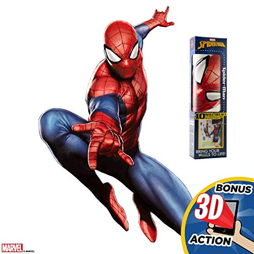 spiderman wall decals - 4