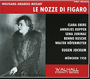 Le nozze di Figaro (The Marriage of Figaro), K. 492 [Sung in German] [Recorded 1950]