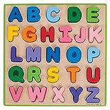 Bigjigs Toys- Puzle Alfabet, 26 Unidades. (BB055)