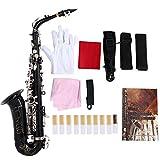 Neufday Mediant Saxphone Set , Mediant Saxophone Es-Alt-Saxophon mit Zubehör