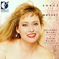 Songs of Mozart by SOMERSET (1993-08-31)