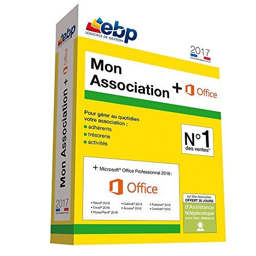EBP Mon Association 2017 - Offre Spéciale MS 2016
