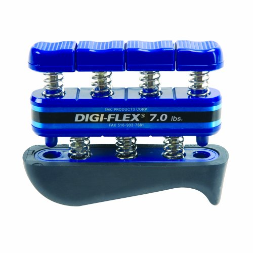 DigiFlex Blue Hand and Finger Exercise System 7 lbs Resistance