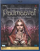 Padmaavat Hindi Blu Ray Bollywood Movie -Sanjay Leela Bhansali Film (Padmaavati)