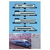 マイクロエース Nゲージ 小田急ロマンスカー60000形 MSE 改良品 増結4両セット A7573 鉄道模型 電車