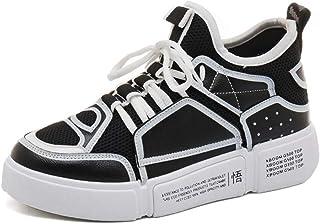 ba2b2f879b305 Femme Chaussure de Basket Mode Outdoor Sneaker Antidérapant Chaussure de  Casual Tendance Léger Résistant à l
