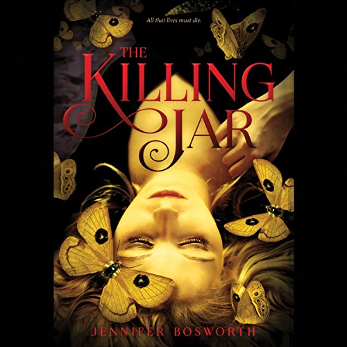 The Killing Jar audiobook cover art
