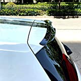 Voiture Becquet Aileron de Coffre arrière pour VW Golf 7 7.5 VII MK7 MK7.5 GTI R Rline Model 2014-2019,Becquet Arrière de Voiture ABS Matériel Lightweight Spoiler,Coffre De Voiture Aileron Arrière
