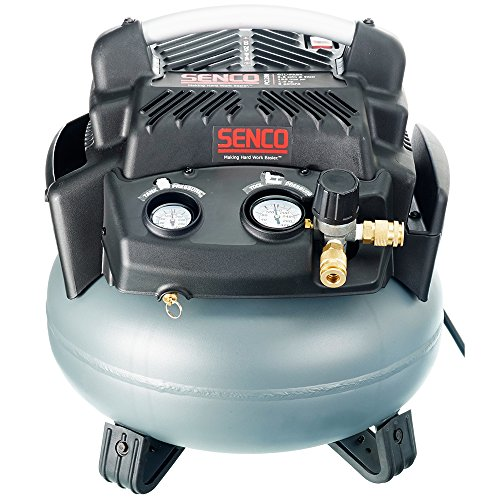 PC1280 Compressor Air 1.5Hp, 6gal