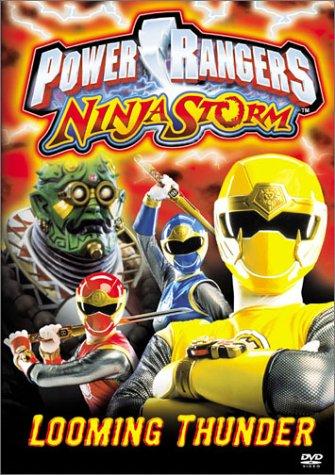 Power Rangers Ninja Storm - Lomming Thunder