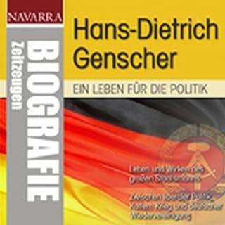 Hans-Dietrich Genscher. Ein Leben für die Politik Titelbild
