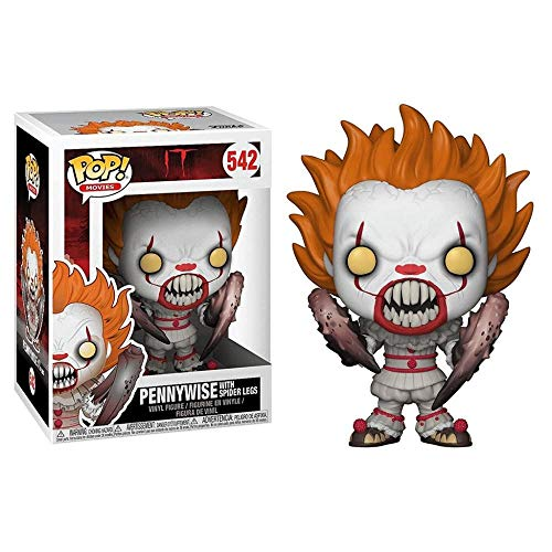 FUNKO POP! MOVIES: IT - Pennywise (Spider Legs)