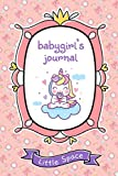 Babygirl's Journal - DDLG Little Space blank lined 6x9' notebook | ABDL BDSM Adult journal diary | Baby unicorn with lollipop | gift Daddy's good girl cute notebook for littles