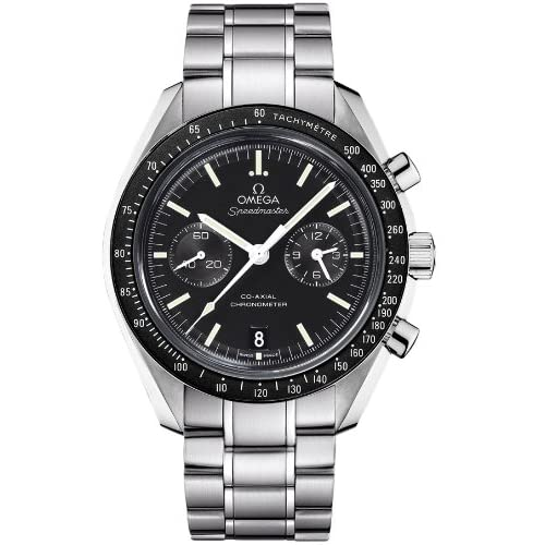 a04f3a6451a6 Amazon.com  Omega Speedmaster Moonwatch Mens Watch 311.30.44.51.01.002   Omega  Watches