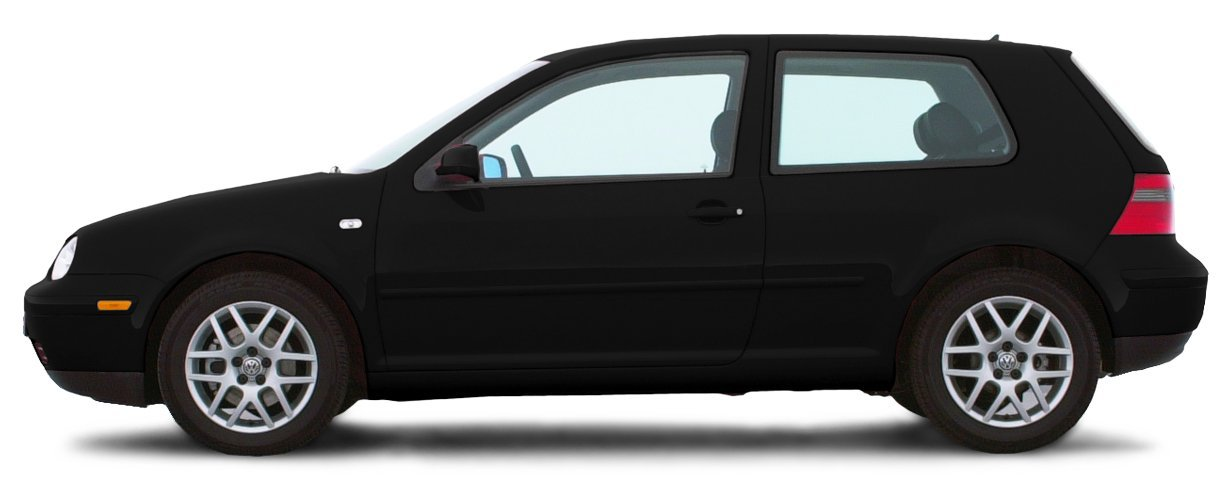 2002 Volkswagen Golf, 2-Door Hatchback 1.8T Turbo 5-spd Manual Transmission ...