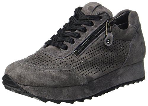 Kennel und Schmenger Kennel und Schmenger Damen Cat Sneaker, Grau (Slate/Black Sohle Slate), 37.5 EU