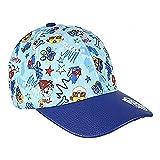 Cerdá 8427934353200 Gorra Premium Paw Patrol, azul, kid Unisex niños