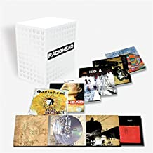 Radiohead Album Boxset