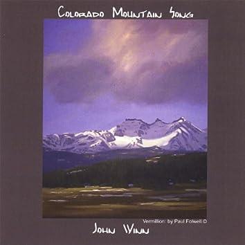 Colorado Mountain Song