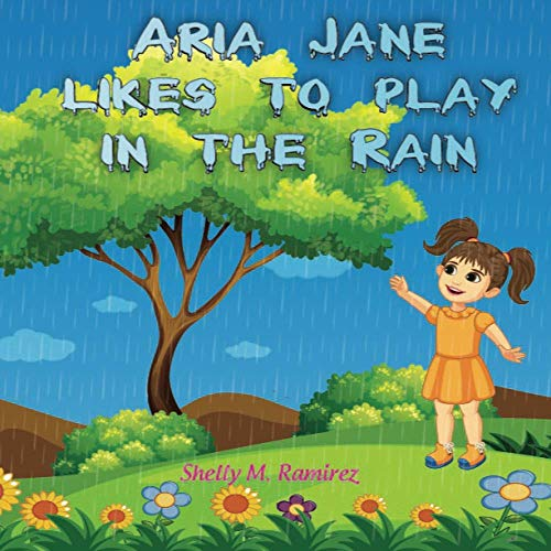 Aria Jane Likes to play in the Rain