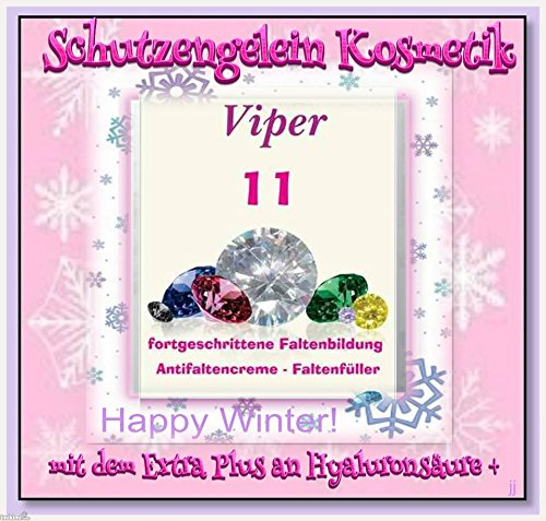 Viper 11, anti Crema antiarrugas (para piel normal