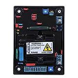 Regulador de voltaje automático, Regulador de voltaje monofásico SX460-A AVR como piezas de repuesto del generador