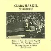 Clara Haskil at Montreux