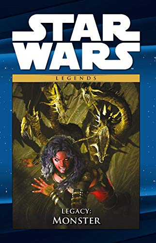 Star Wars Comic-Kollektion: Bd. 62: Legacy: Monster